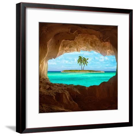 Paradise-Matt Anderson-Framed Art Print