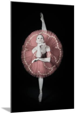 On Pointe-Darlene Hewson-Mounted Photographic Print