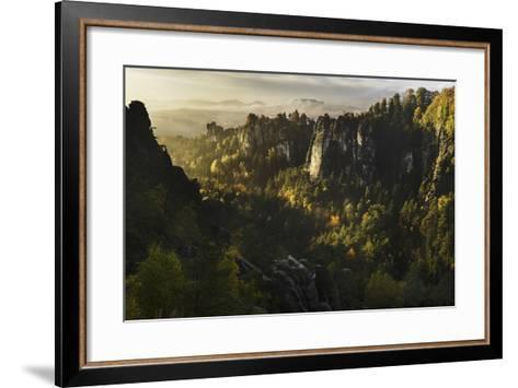 Forest Whispers-Karsten Wrobel-Framed Art Print