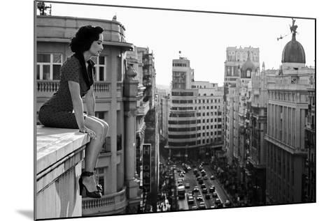 Mad Madrid-Alejandro Marcos-Mounted Photographic Print