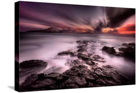 Somewhere Between Light and Shadow-Mark Yugawa-Stretched Canvas Print