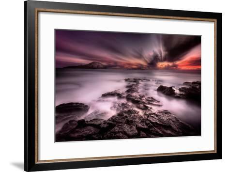 Somewhere Between Light and Shadow-Mark Yugawa-Framed Art Print