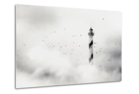 The Fog-Piet Flour-Metal Print