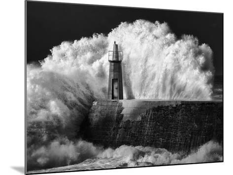 The Lighthouse-Alejandro Garcia Bernardo-Mounted Photographic Print