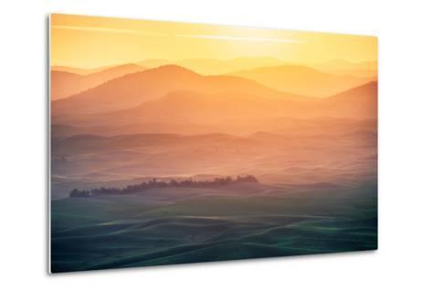 Dreamy Morning-Naphat Chantaravisoot-Metal Print