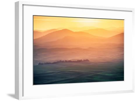 Dreamy Morning-Naphat Chantaravisoot-Framed Art Print