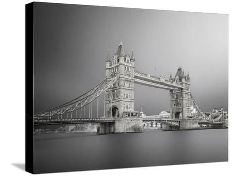 Tower Bridge-Ahmed Thabet-Stretched Canvas Print