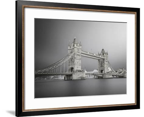 Tower Bridge-Ahmed Thabet-Framed Art Print