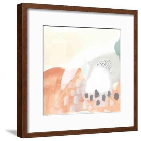 Chromatic Inference V-June Vess-Framed Art Print