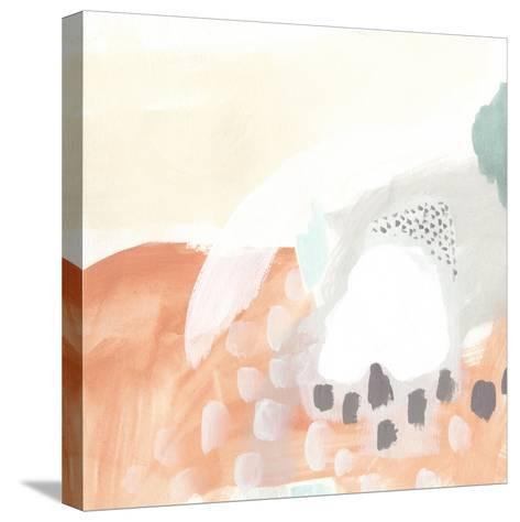 Chromatic Inference V-June Vess-Stretched Canvas Print