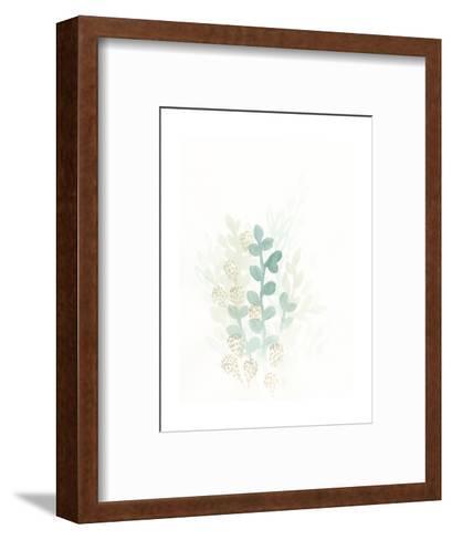 Sprout Flowers II-June Vess-Framed Art Print