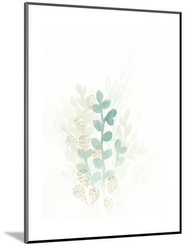 Sprout Flowers II-June Vess-Mounted Art Print