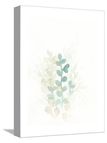Sprout Flowers II-June Vess-Stretched Canvas Print