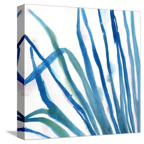 Palm Wonderful IV-June Vess-Stretched Canvas Print