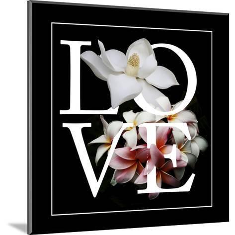 Floral Graphic I-Melissa Wang-Mounted Art Print