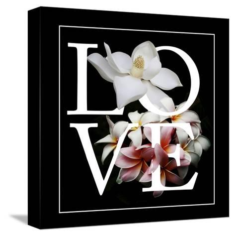 Floral Graphic I-Melissa Wang-Stretched Canvas Print