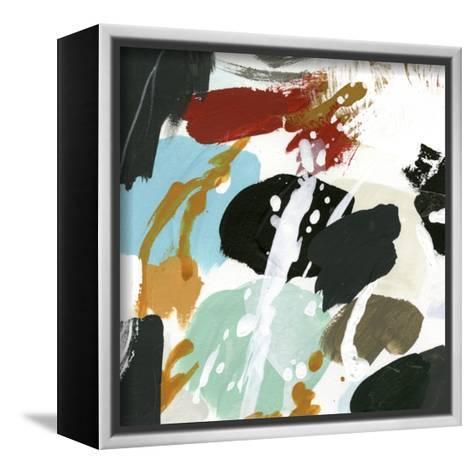 Syncopation I-June Vess-Framed Canvas Print
