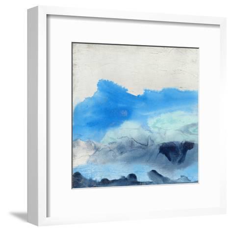 Breakers I-June Vess-Framed Art Print
