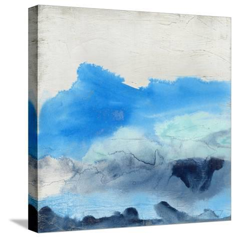 Breakers I-June Vess-Stretched Canvas Print