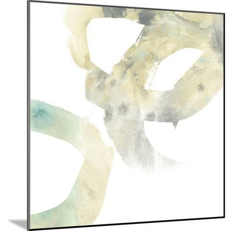 Spiral Inference II-June Vess-Mounted Art Print