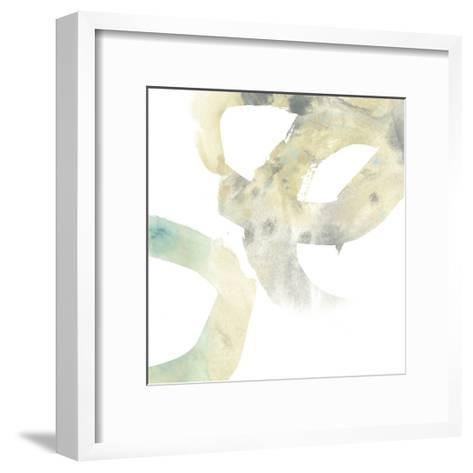 Spiral Inference II-June Vess-Framed Art Print