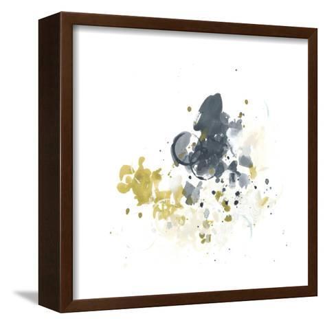Kinetic Intuition II-June Vess-Framed Canvas Print