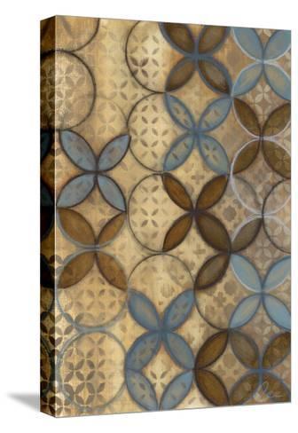 Blue Sonata I-Jeni Lee-Stretched Canvas Print