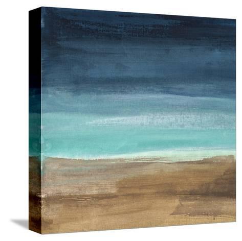 Beach Perfect I-Jeni Lee-Stretched Canvas Print