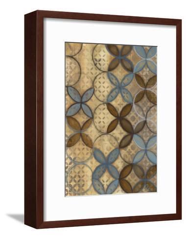 Blue Sonata I-Jeni Lee-Framed Art Print