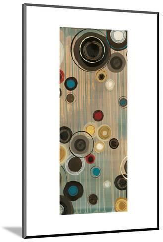 Carousel Panel III-Jeni Lee-Mounted Art Print
