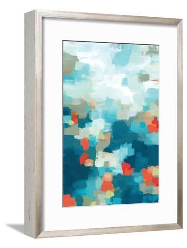 Coastal Song I-Jeni Lee-Framed Art Print