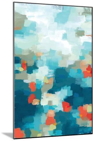 Coastal Song I-Jeni Lee-Mounted Art Print