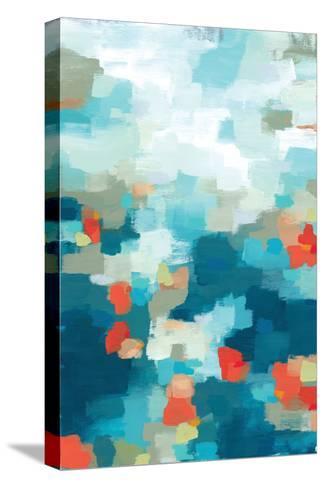 Coastal Song I-Jeni Lee-Stretched Canvas Print