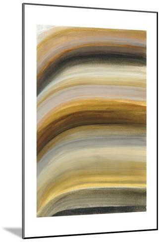 Jasper Crossing I-Jeni Lee-Mounted Art Print