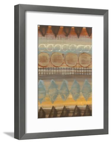 Eclipse II-Jeni Lee-Framed Art Print