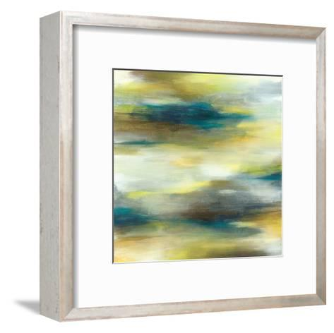 Reflection River II-Jeni Lee-Framed Art Print