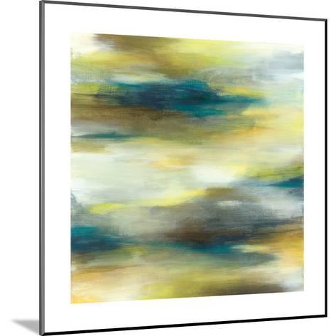 Reflection River II-Jeni Lee-Mounted Art Print