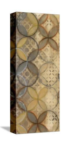 Pattern Sonata Panel I-Jeni Lee-Stretched Canvas Print