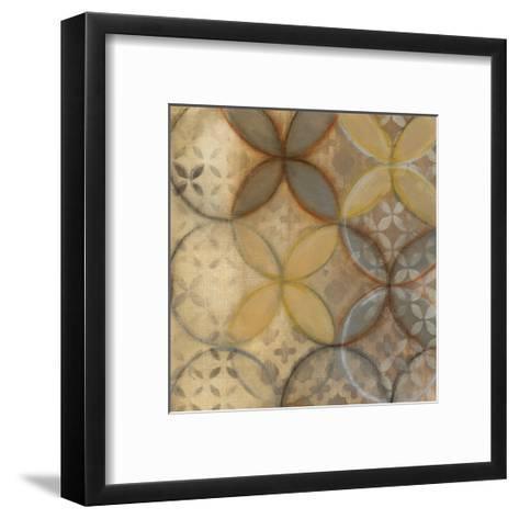 Pattern Sonata Sq I-Jeni Lee-Framed Art Print