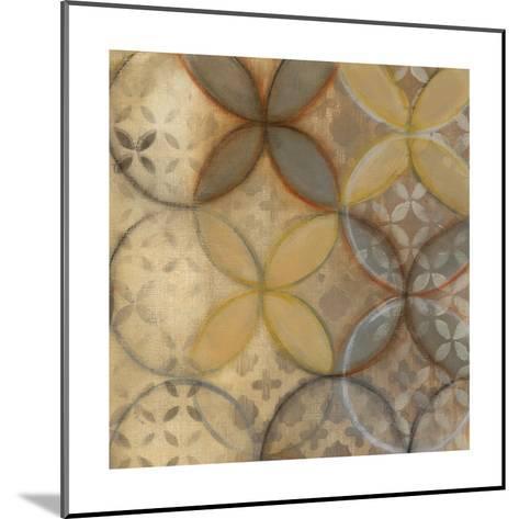 Pattern Sonata Sq I-Jeni Lee-Mounted Art Print