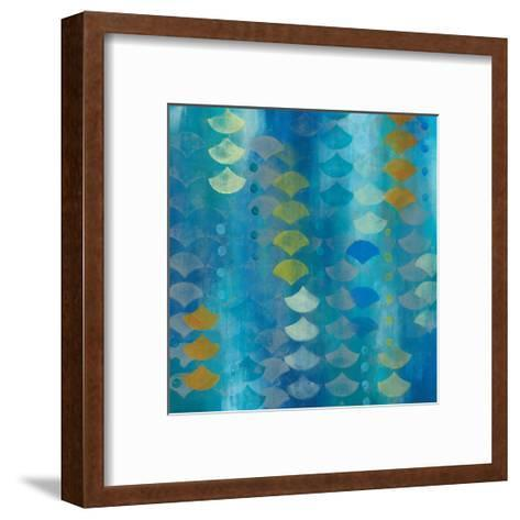 Ocean Echo II-Jeni Lee-Framed Art Print