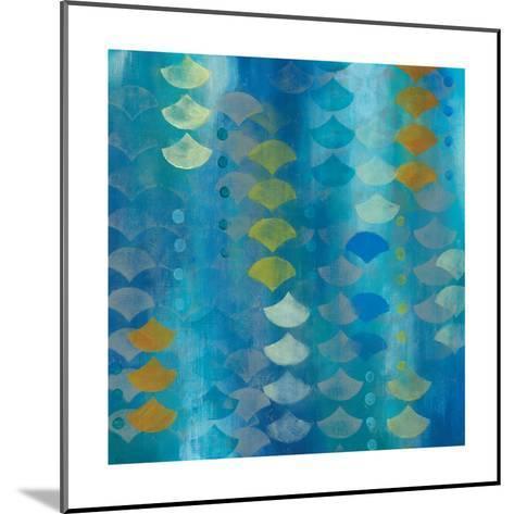 Ocean Echo II-Jeni Lee-Mounted Art Print