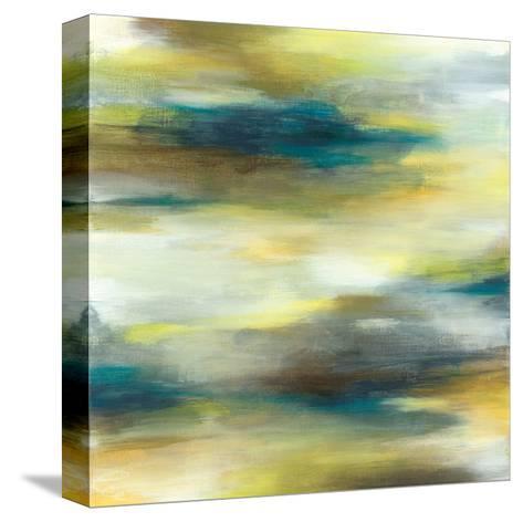 Reflection River II-Jeni Lee-Stretched Canvas Print