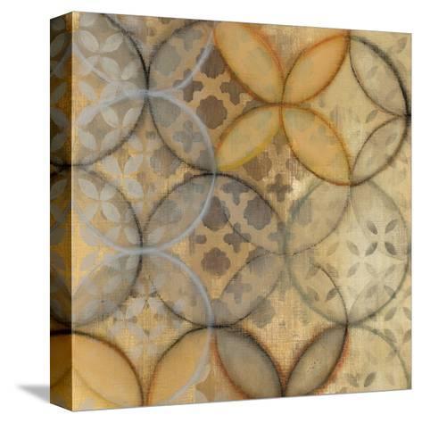 Pattern Sonata Sq III-Jeni Lee-Stretched Canvas Print