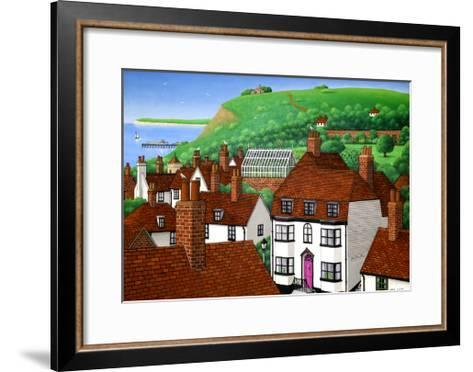 Hastings Old Town, 2002-Larry Smart-Framed Art Print