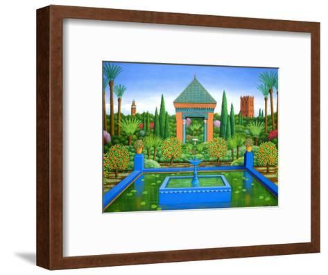 Marjorelle Oranges, 2005-Larry Smart-Framed Art Print