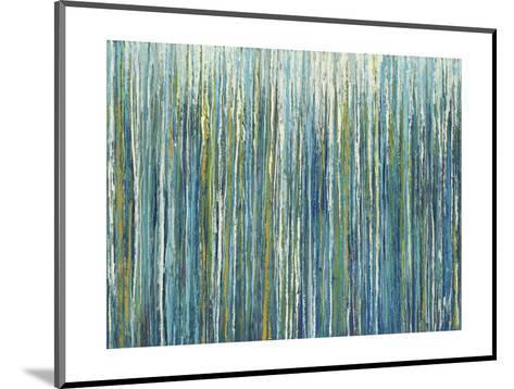 Greencicles-Liz Jardine-Mounted Art Print