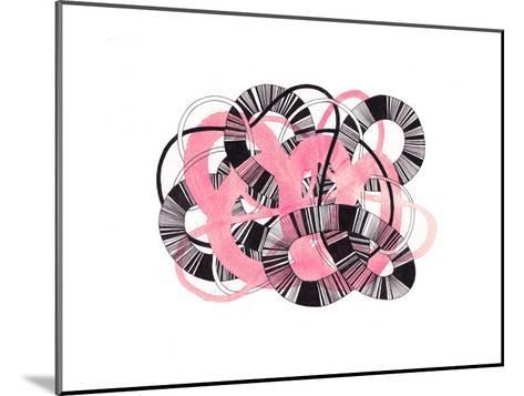 Sandworm 3-Jaime Derringer-Mounted Giclee Print
