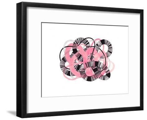 Sandworm 3-Jaime Derringer-Framed Art Print