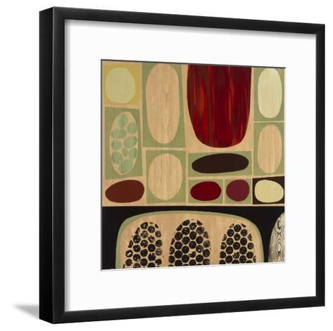 Synergy II-Mary Calkins-Framed Art Print